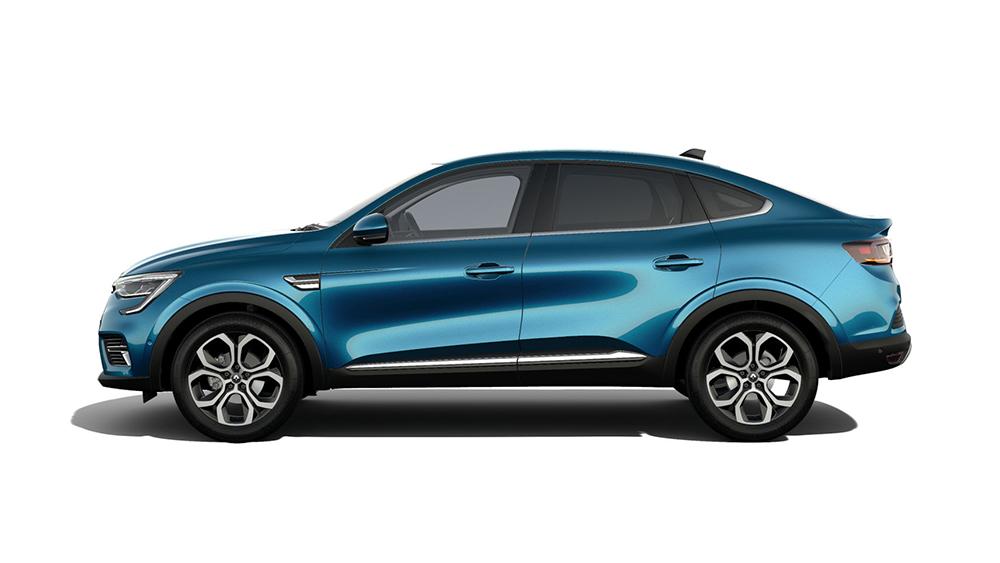 All-New Renault Arkana