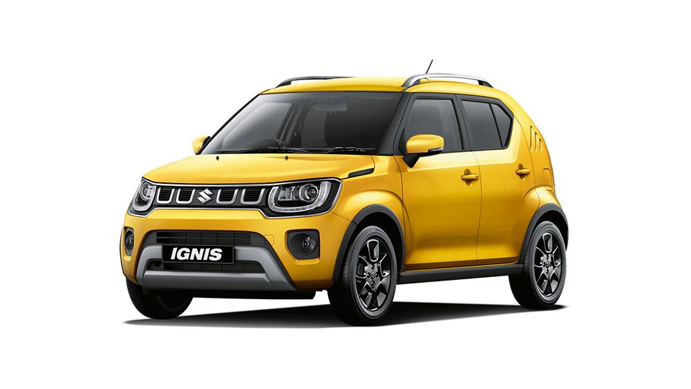 Suzuki Ignis 1.2 Dualjet Hybrid SZ3