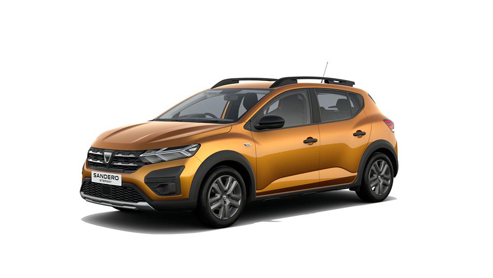 All-New Dacia Sandero Stepway Essential TCe 100 Bi-Fuel