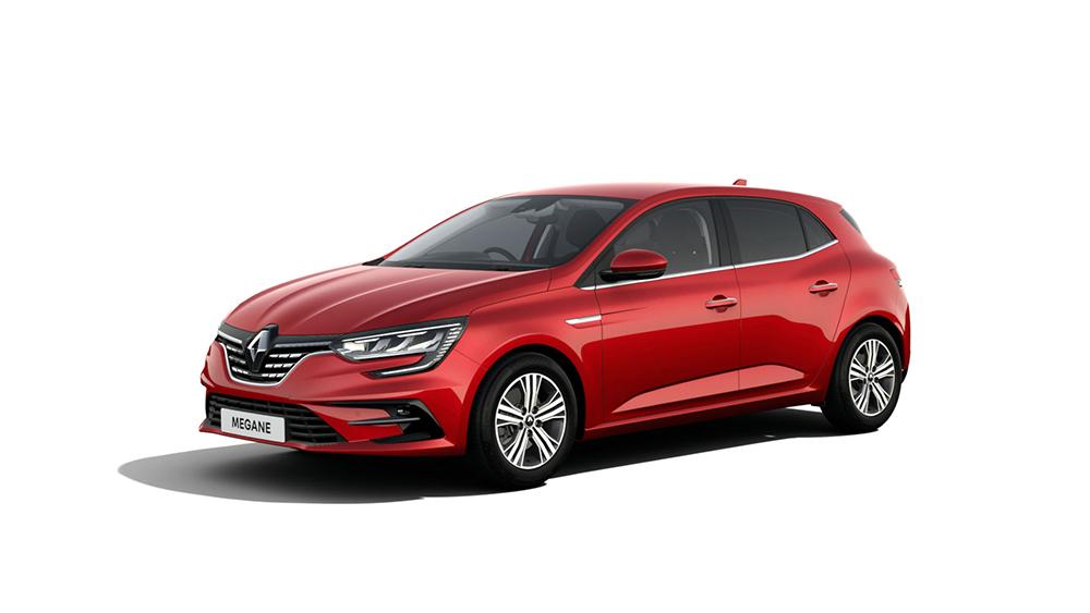 Renault Megane Iconic TCe 140