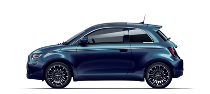 New Fiat 500 & 500C Electric