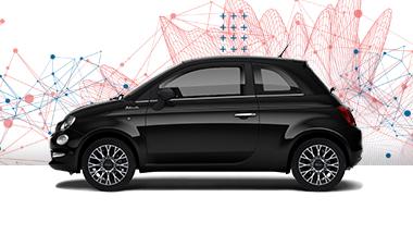 FIAT 500 1.0 DOLCEVITA MILD HYBRID MY21