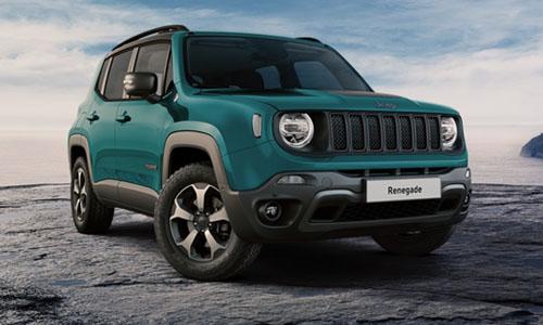 Jeep Renegade 4xe (hybrid)