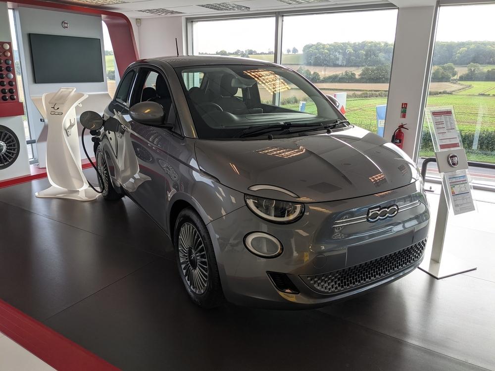 FIAT New 500 Electric 42kW 118hp Electric Icon